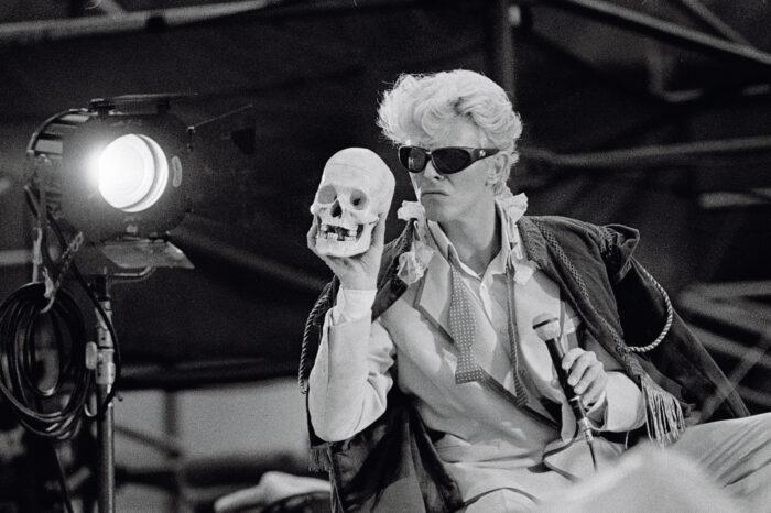 David Bowie Ullevi 1983