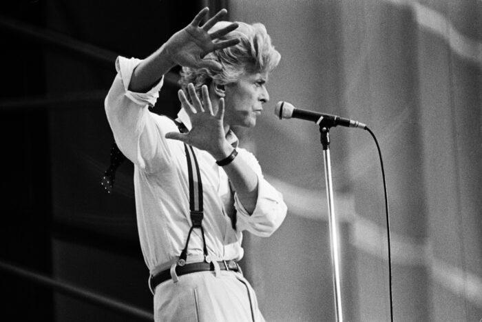 David Bowie, Ullevi 1983